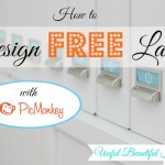 How to Design Free Labels with PicMonkey