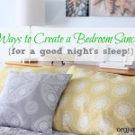 5 Ways to Create a Bedroom Sanctuary For a Good Night's Sleep