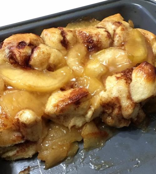 Apple Cinnamon Pull Aparts recipe