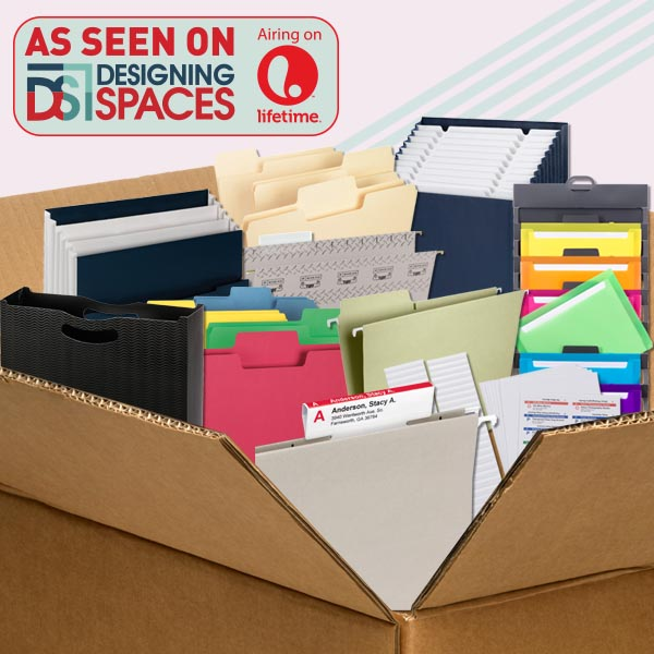 Smead Essential Products for Organizing Paper Giveaway Bundle