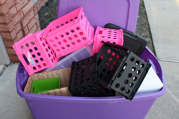 Are you a container hoarder at Im an Organizing Junkie