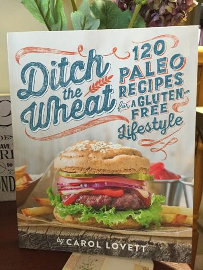 Ditch the Wheat 120 Paleo Recipes