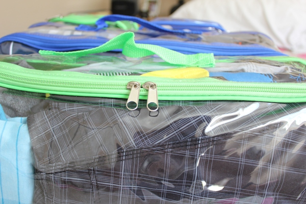 EZ Packing Cubes 2