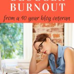 How I Avoided Burnout During 10 Years of Blogging