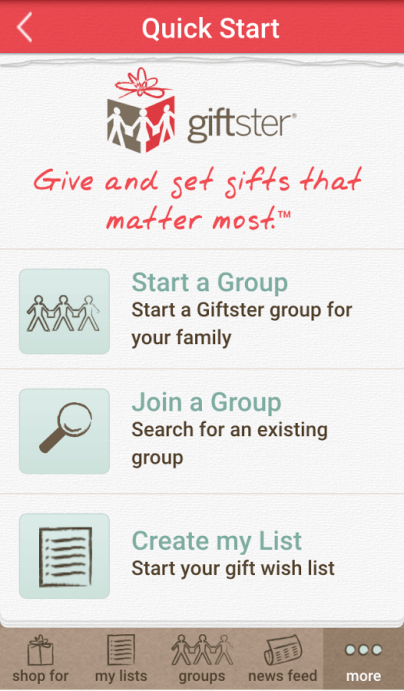 My two favorite Christmas Apps for organizing and budgeting gift giving at I'm an Organizing Junkie blog