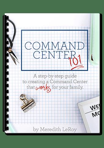 Command Center 101