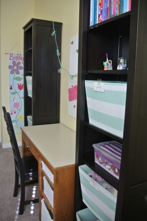 Helping Tweens Organize Their Spaces at I'm an Organizing Junkie blog
