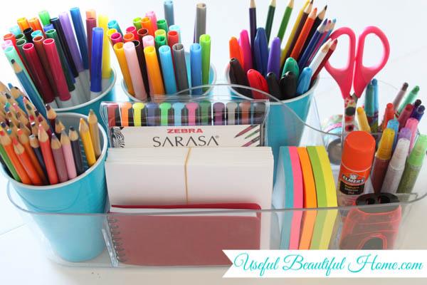Reorganization motivation to lift your organizing spirits! at I'm an Organizing Junkie blog