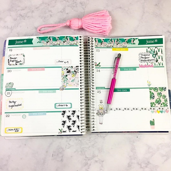 Which Paper Planner is Right for You at I'm an Organizing Junkie blog