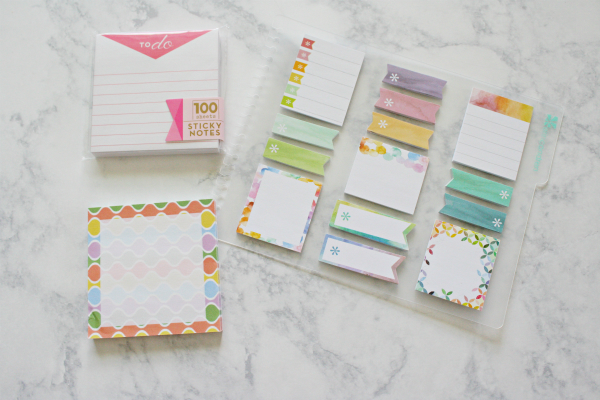 My Top 5 Favorite Planner Supplies at I'm an Organizing Junkie blog