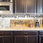 Organizing Your Hospitality for the Holidays