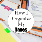 How to Easily Organize Tax Documents