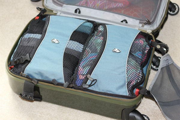 I finally did it! Tips for Traveling with Carry-On Only at Im an Organizing Junkie blog