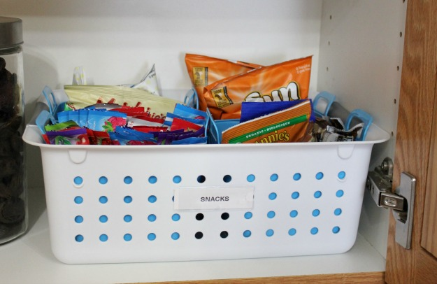 My Small Organized Pantry and how I maximize space at Im an Organizing Junkie