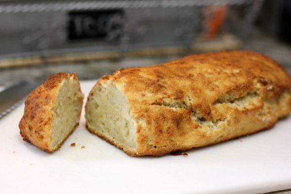 Paleo Crusty French Bread