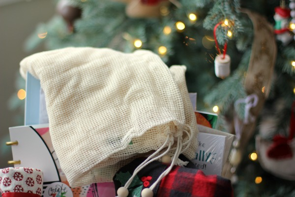 It's Here! My 2019 Merry Christmas Basket of Fun Giveaway! - produce bags