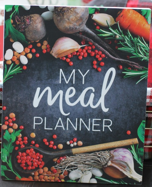 fancy but inexpensive menu planner