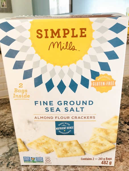 Simple Mills Paleo Crackers