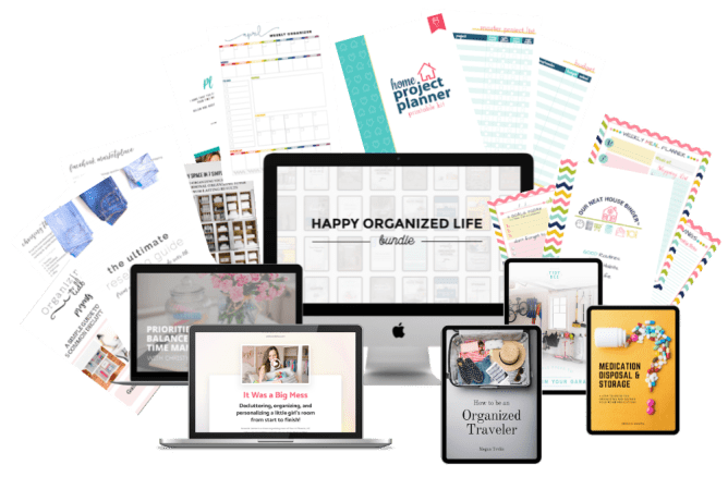 Happy Organized Life