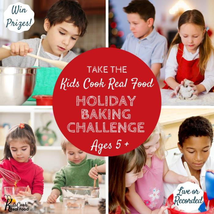 Holiday Baking Challenge