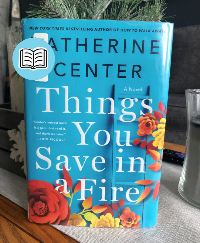 Things you save in a fire book