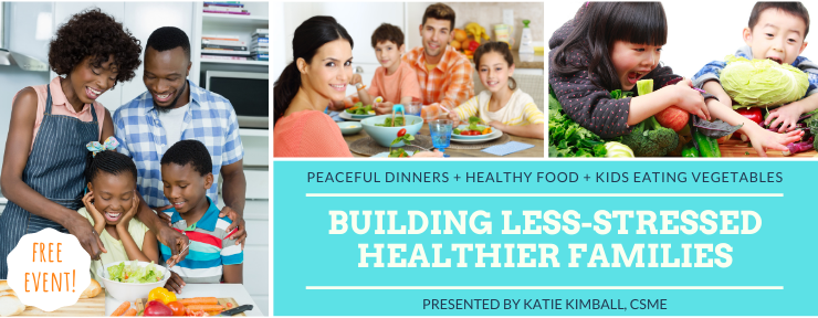 Building Less Stressed, Healthier Familes