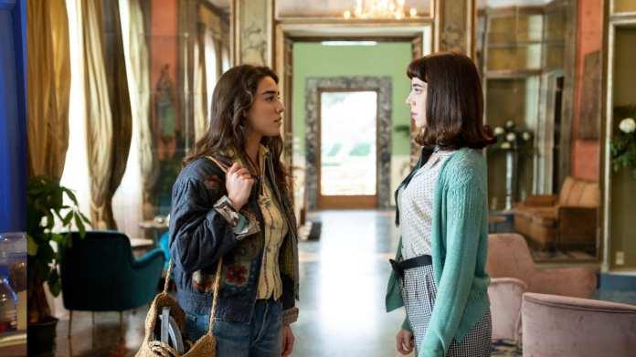 Serie TV Luna Park in arrivo su Netflix - Teaser Online