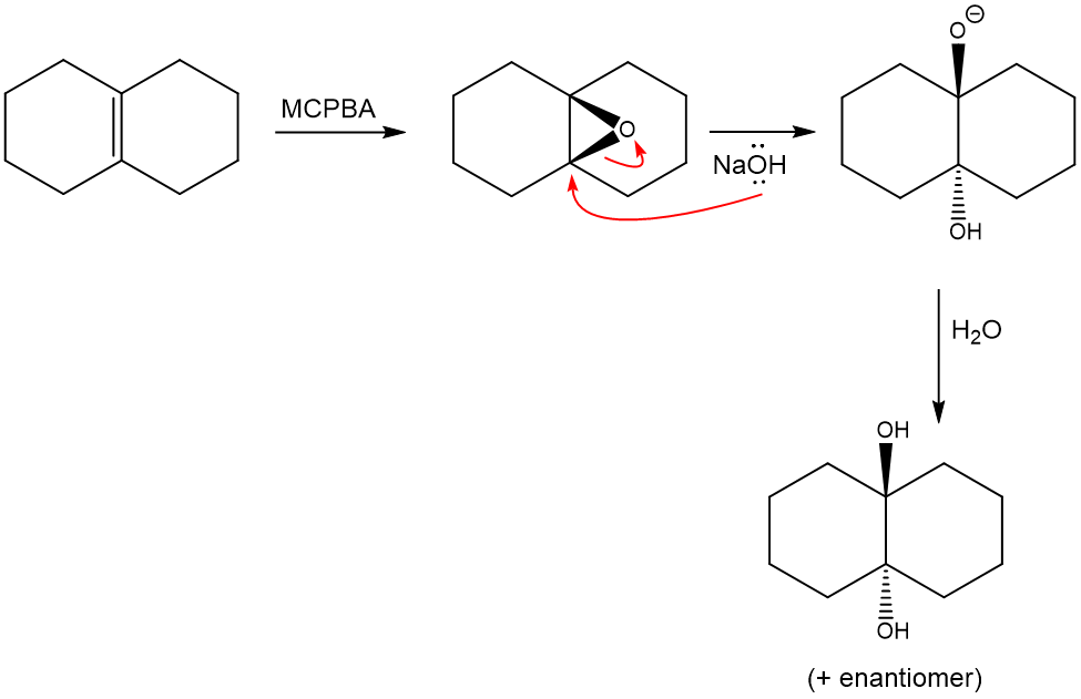 Reactions of Alkenes Practice Problems • Orgo Made Simple
