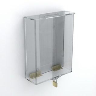 Ящик для сбора денег настенный