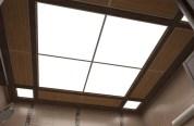 Потолки из оргстекла