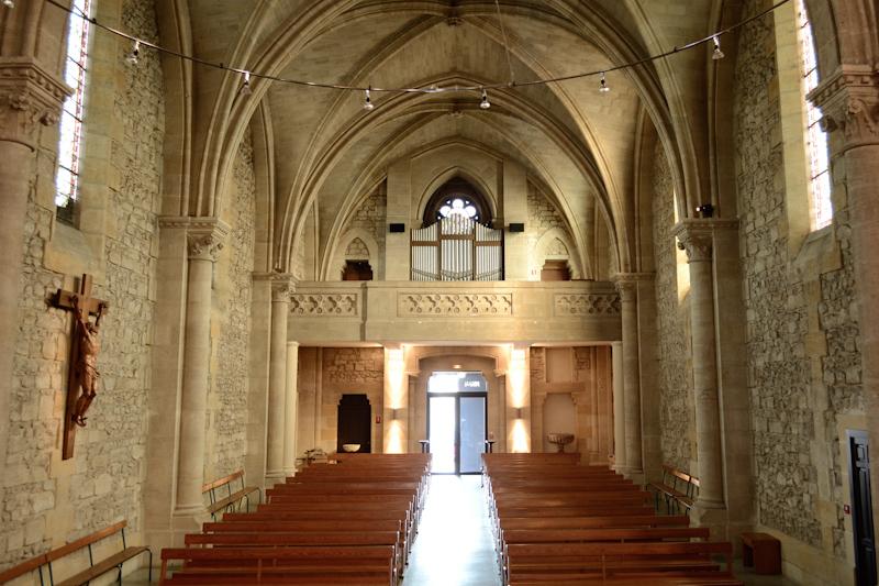 Orgue de Gradignan glise SaintPierre  ADORA