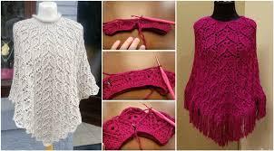 Crochet Tutorial – Poncho