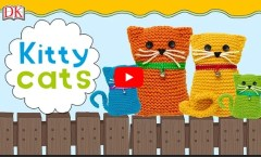 Let's Knit: Kitty cats