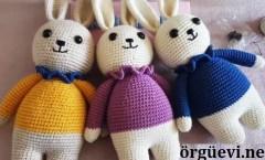 Amigrumi Tavşan Yapımı