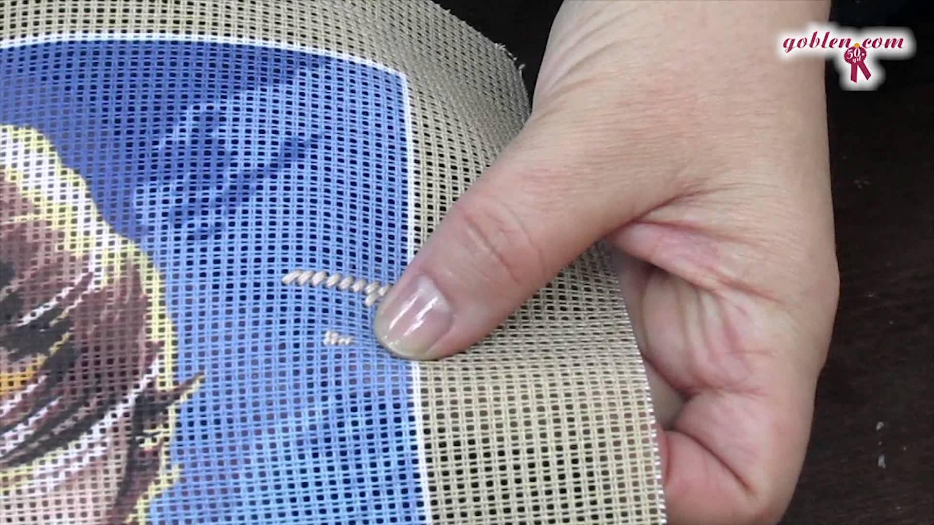 Goblen Yapımı Videolu Detaylı Anlatım