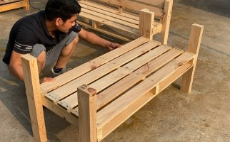 Creative Pallet Recycling Ideas You Have Never Seen Before  How To Create A Beautiful Pallet Sofa