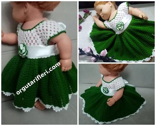 Oyuncak Bebek Elbiseleri Örgü Modelleri Resimli Galerimiz Çok ...   404x500