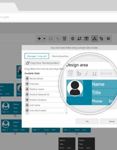 Organizational chart software also org create collaborate  share online orgweaver rh