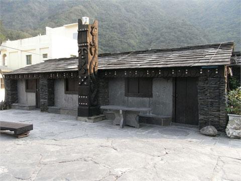 多納石板屋