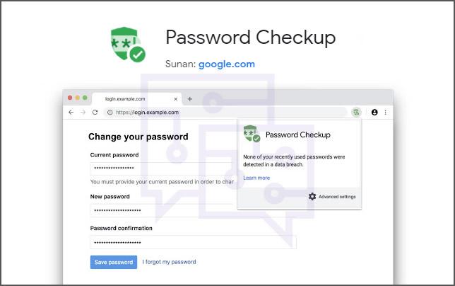 Şifrelerinizin Güvenliğini Kontrol Eden Chrome Uzantısı: Password Checkup