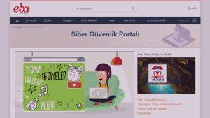 M.E.B. Siber Güvenlik Portalı Açıldı!