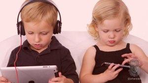 Çocukları Ekran Bağımlılığından Nasıl Kurtarabiliriz?