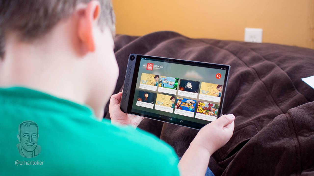 Youtube Çocuklar İçin Zararlı mıdır?