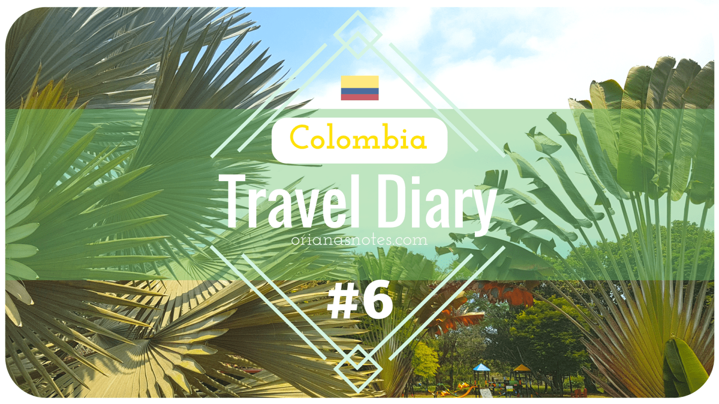 Colombia – Travel Diary #6 : Timbío, Birthday Party, and Yellow Outfit