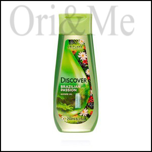 Discover Brazilian Passion Shower Gel