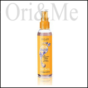 Feet up Summer Bliss Lemon and Lavender Foot Spray