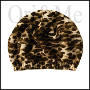 Leopard Winter Soft Hat