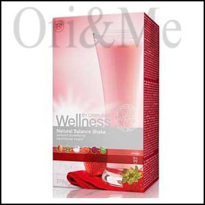 Natural Balance Shake Natural Strawberry