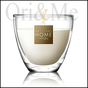 Oriflame Home Collection Warm Candle