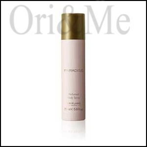 Paradise Perfumed Body Spray